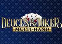 Deuces and Joker Multi-Hand